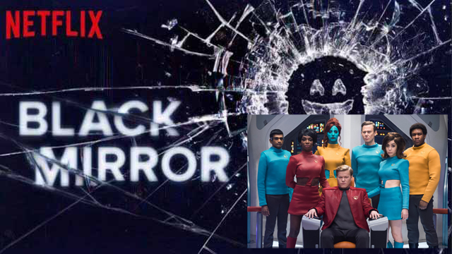 Pearls of Fandom Black Mirror