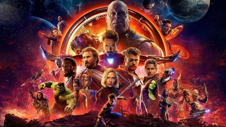 Avengers Infinity War Podcast Episode