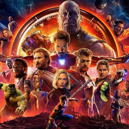 Avengers Infinity War Podcast Episode