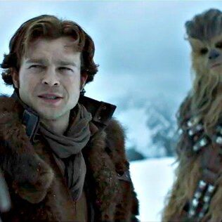 Solo A Star Wars Story Podcast